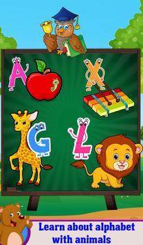 Toddlers Phonics ABC Letters screenshot 13