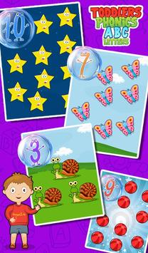Toddlers Phonics ABC Letters screenshot 12