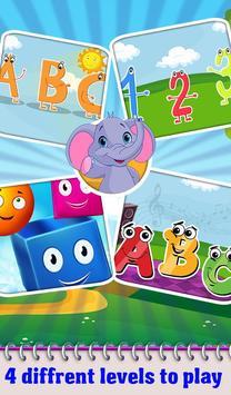Toddlers Phonics ABC Letters screenshot 1