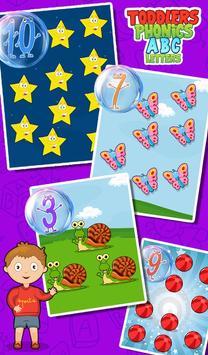 Toddlers Phonics ABC Letters screenshot 2