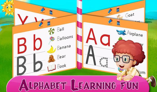 Trace The Words For Toddlers screenshot 1