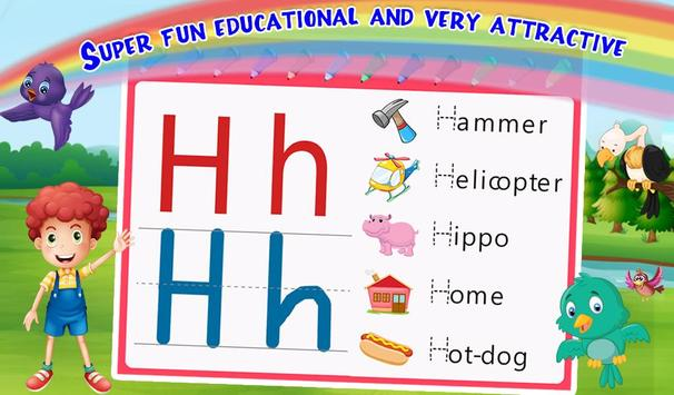 Trace The Words For Toddlers screenshot 2