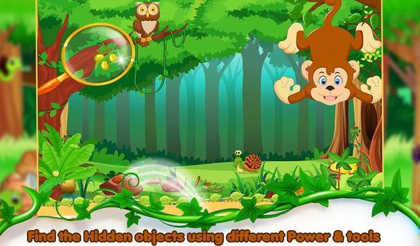 Zoo Hidden Object For Kids screenshot 1