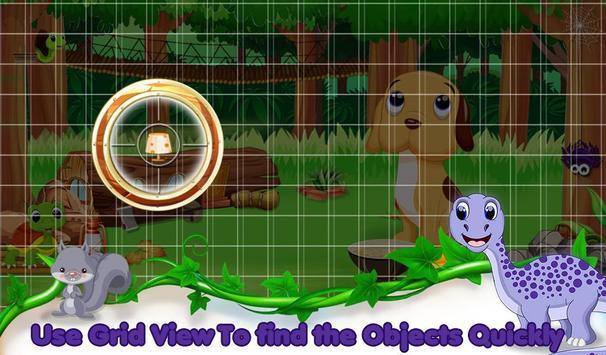 Zoo Hidden Object For Kids screenshot 3
