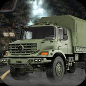 USA Army Truck Simulator 2017 icon