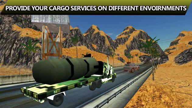 USA Army Truck Simulator 2017 apk screenshot