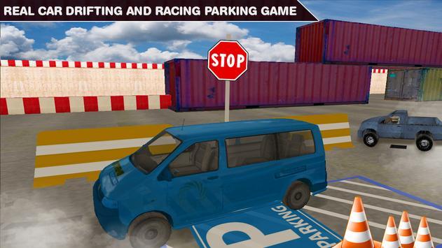 Drift Car Parking xtrem 2017 apk screenshot