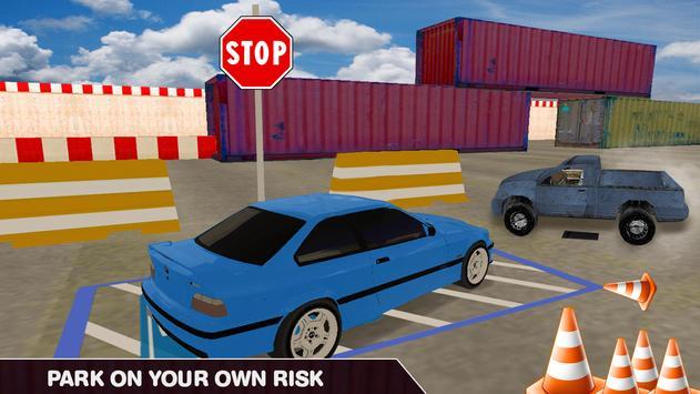 Drift Car Parking xtrem 2017 poster