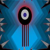 Jellyfish Zig Zag icon