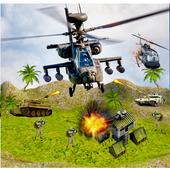 Gunship Battle Strike Air War icon