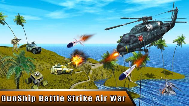 Gunship Battle Strike Air War screenshot 6