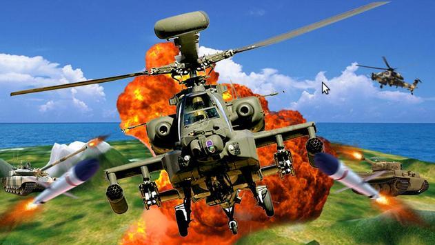 Gunship Battle Strike Air War poster