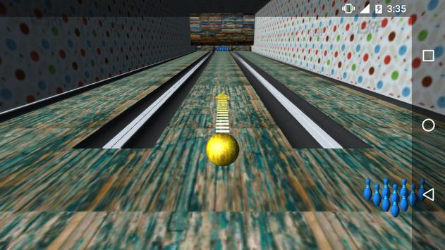 Real 3D Bowling 2016 poster