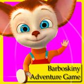 Barboskiny adventure jungle Game icon