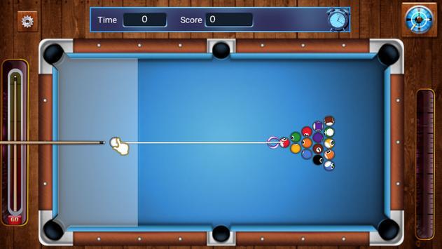 Billiards Pro Pool New screenshot 2