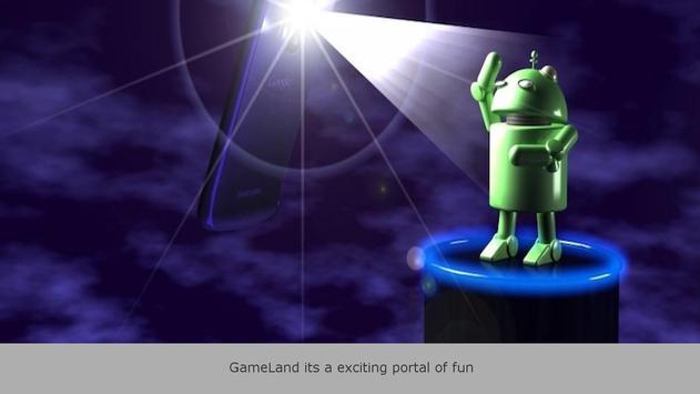 GameLand poster