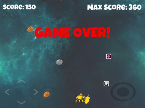 Space Runner apk screenshot