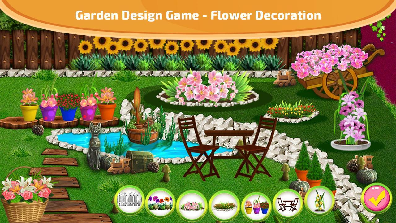 Garden Design Decoration Games For Android Apk Download