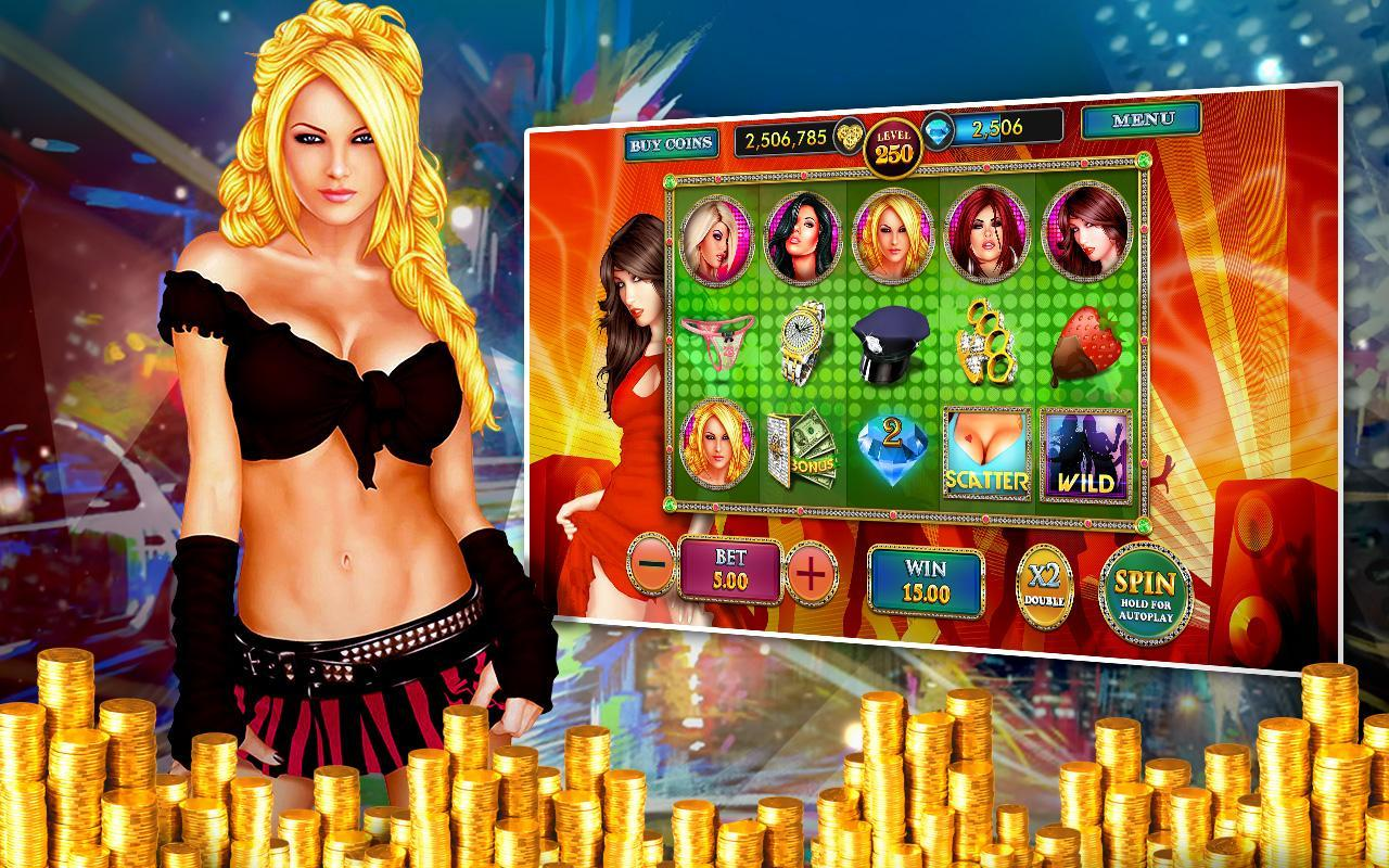 Nude Slot Games