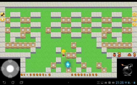 Bomber tournament screenshot 8