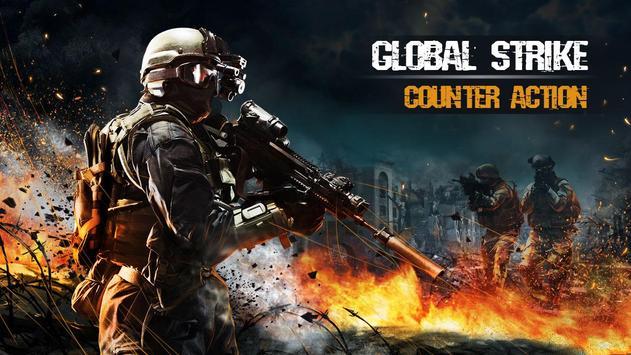 Counter attack modern strike: offline fps shooter game (apk) free.