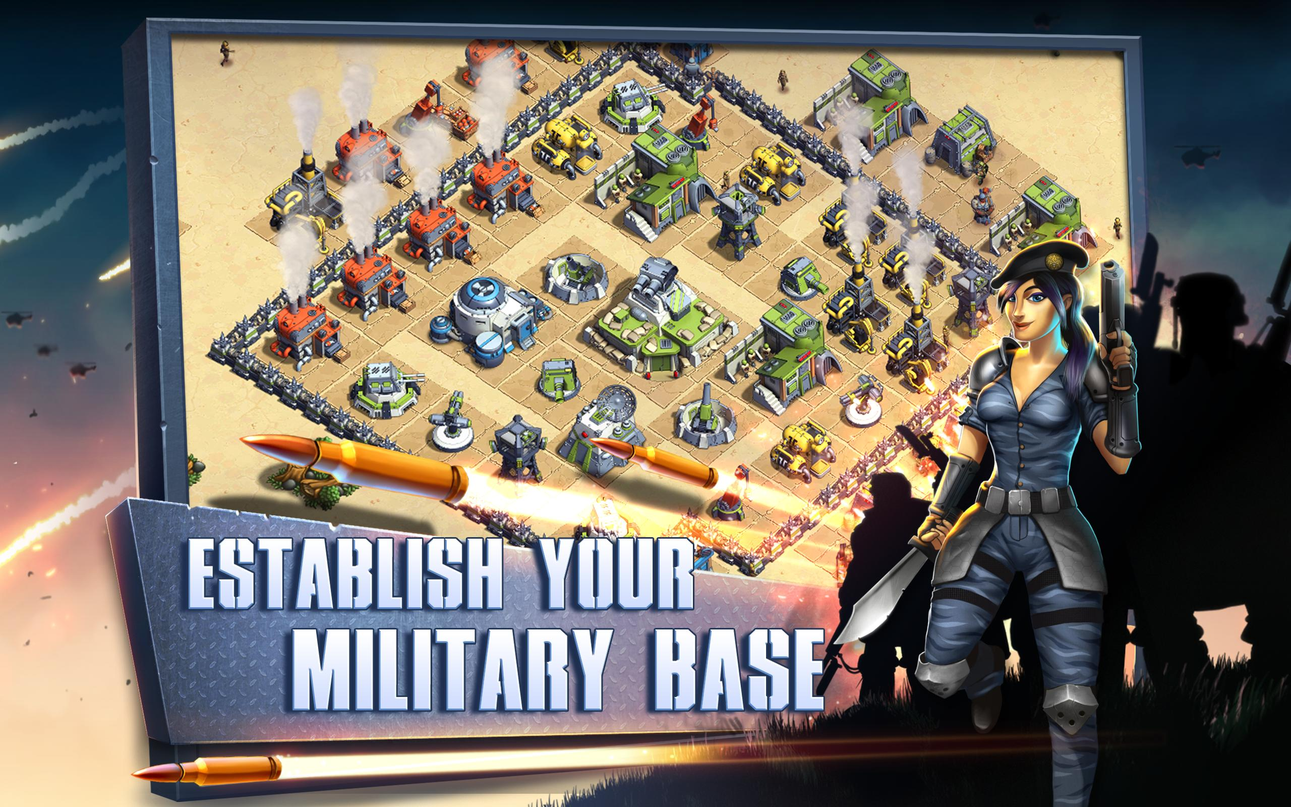 War Games - Allies in War for Android - APK Download
