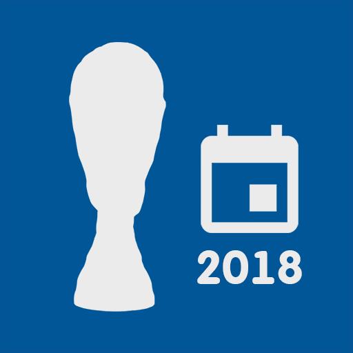 Spielplan für Fußball-WM 2018 in Russland
