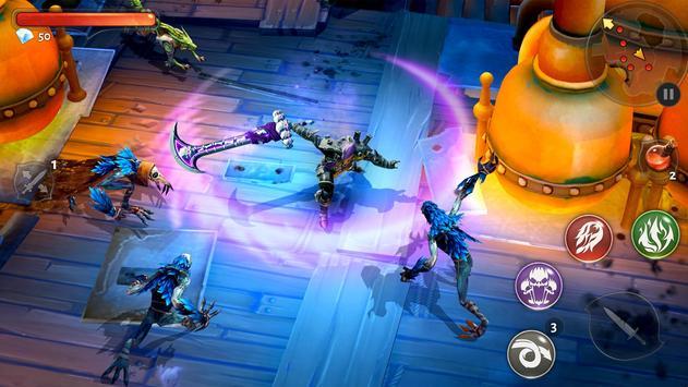 Dungeon Hunter 5 – Action RPG screenshot 17
