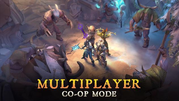 Dungeon Hunter 5 – Action RPG screenshot 13