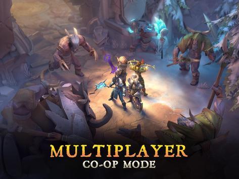 Dungeon Hunter 5 – Action RPG apk screenshot
