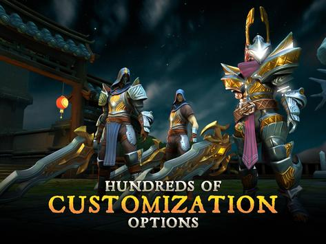 Dungeon Hunter 5 – Action RPG apk screenshot