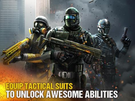 Modern Combat 5: eSports FPS apk captura de pantalla