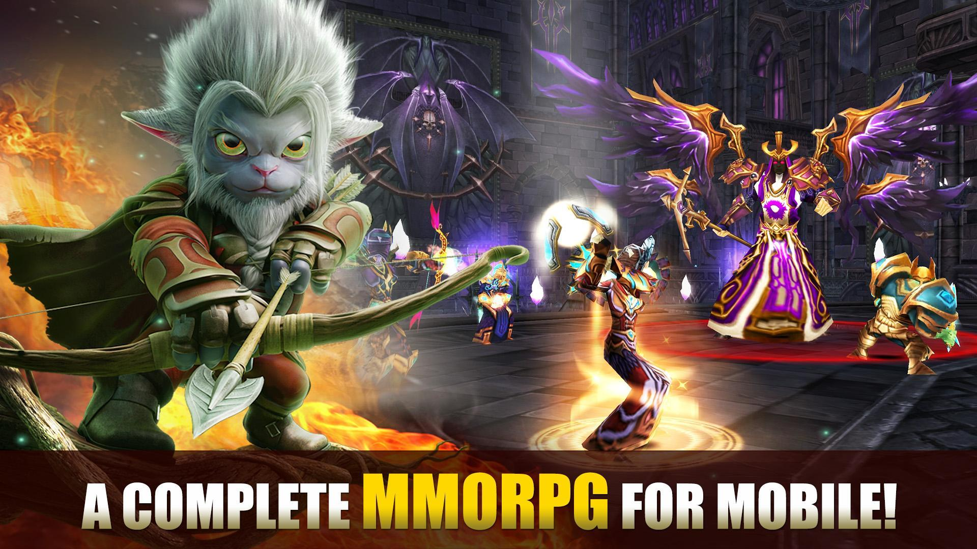 Order & Chaos Online 3D MMORPG for Android - APK Download