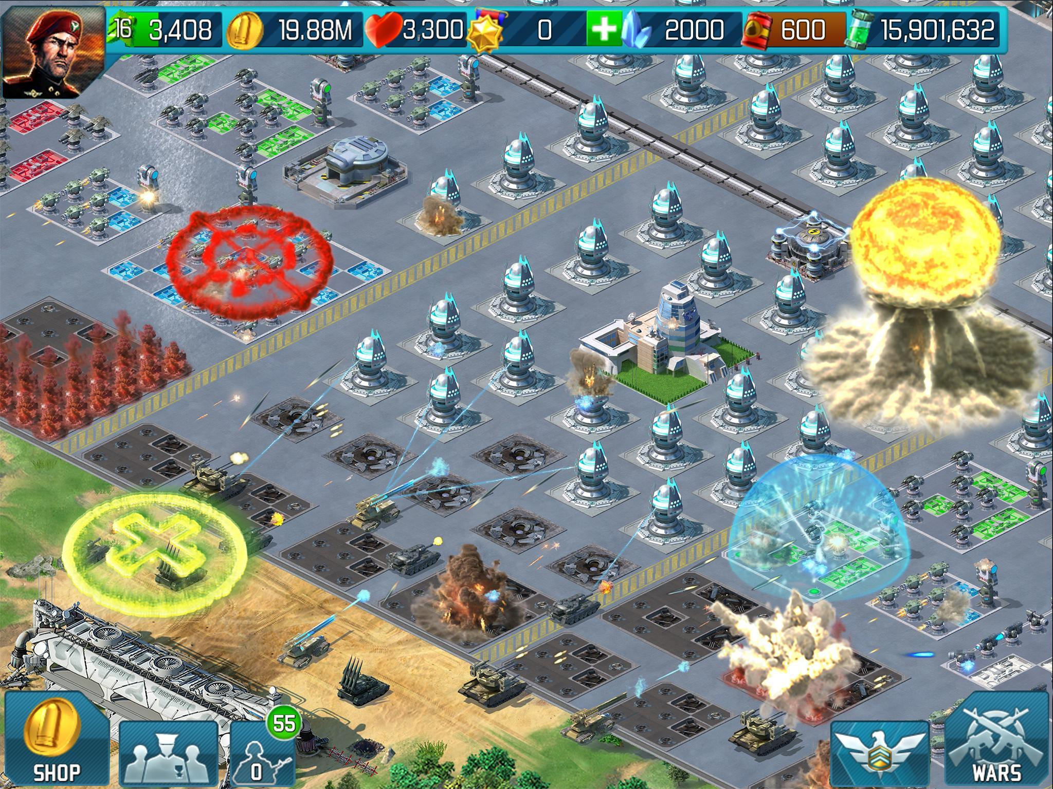 World at arms 3. 2. 1b apk strategy game android.