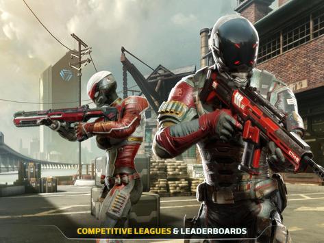 Modern Combat Versus: New Online Multiplayer FPS imagem de tela 14