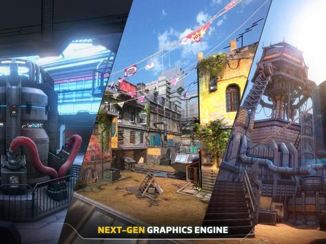 Modern Combat Versus: New Online Multiplayer FPS imagem de tela 15