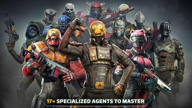 Modern Combat Versus: New Online Multiplayer FPS imagem de tela 1