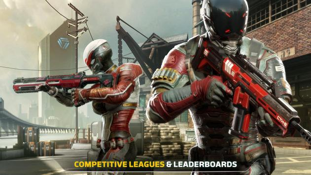 Modern Combat Versus: New Online Multiplayer FPS imagem de tela 2