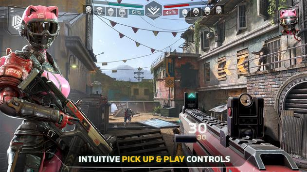 Modern Combat Versus: New Online Multiplayer FPS screenshot 4