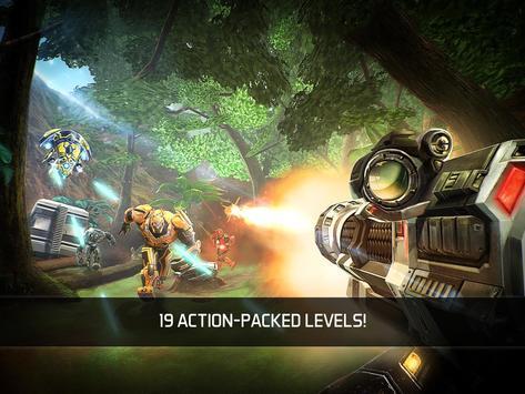 N.O.V.A. Legacy screenshot 2