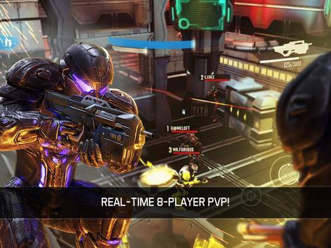 N.O.V.A. Legacy screenshot 4
