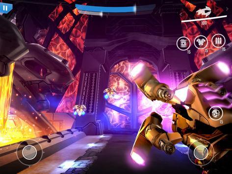 N.O.V.A. Legacy screenshot 5