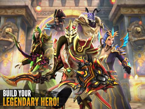 Order & Chaos 2: 3D MMO RPG poster