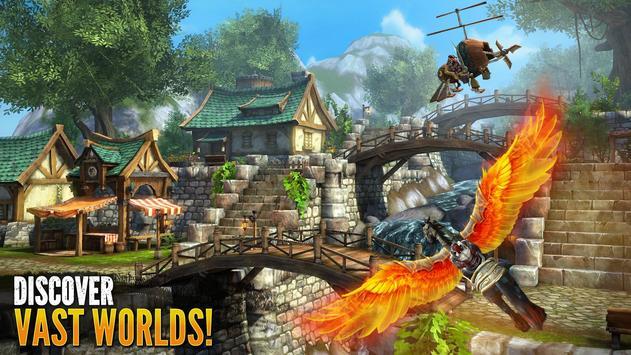 Order & Chaos 2: 3D MMO RPG apk screenshot