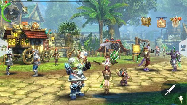 Order & Chaos 2: 3D MMO RPG screenshot 11