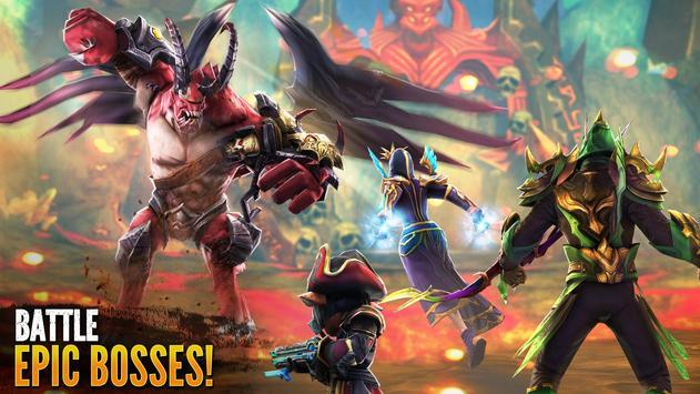 Order & Chaos 2: 3D MMO RPG screenshot 13