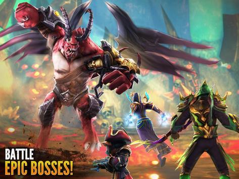 Order & Chaos 2: 3D MMO RPG screenshot 1