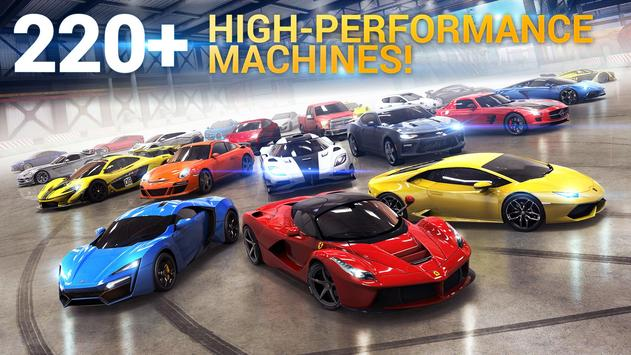 Asphalt 8 screenshot 1