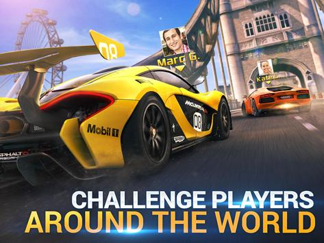 Asphalt 8 screenshot 3