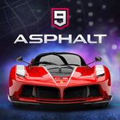 Asphalt 9 ikona